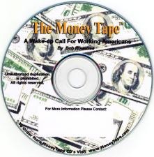 The Money Tape CD America's #1 Recruiting Tool. Hear it now!
